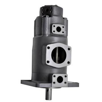 YUKEN PV2R12-10-59-L-RAA-40 Double pompe à palettes