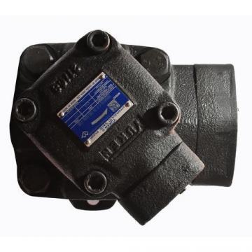 YUKEN PV2R12-10-53-L-RAA-40 Double pompe à palettes