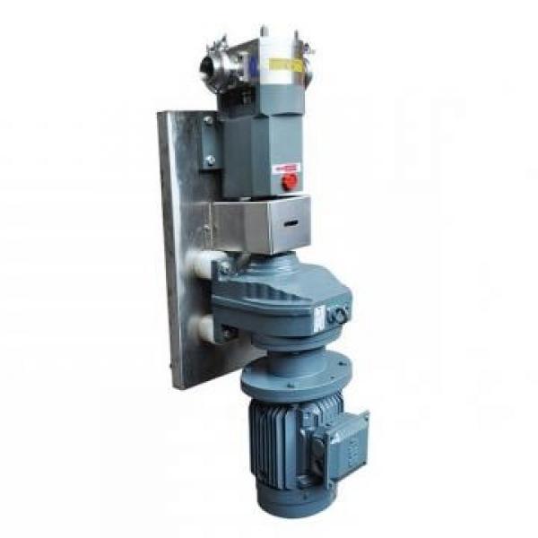 Vickers PV063R1K1L3NMCC+PV063R1L1T1NMC PV 196 pompe à piston #1 image