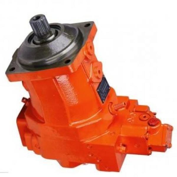YUKEN PV2R34-116-237-F-RAAA-31 Double pompe à palettes #3 image
