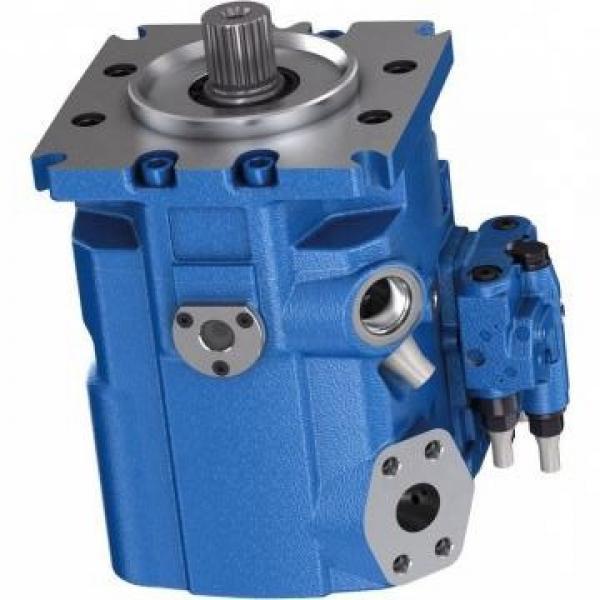 Vickers PV063R1K1T1NSCZ+PVAC1ECMNSJW35 PV 196 pompe à piston #3 image