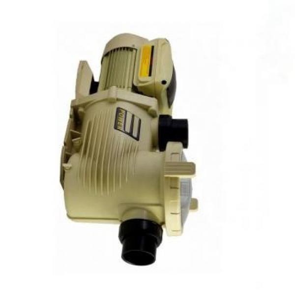 Vickers PV063R1K4J3NFRC+PV016R1L1T1NMM PV 196 pompe à piston #3 image